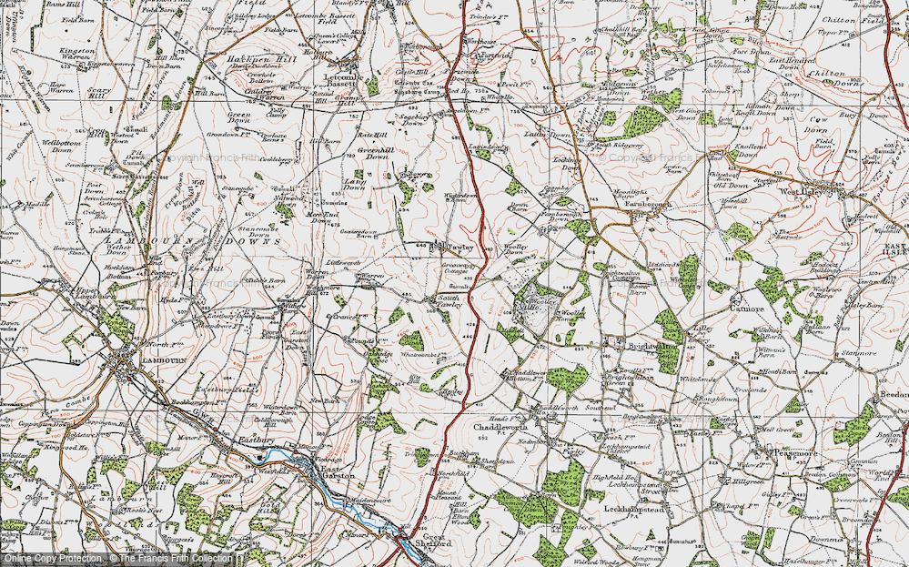 South Fawley, 1919