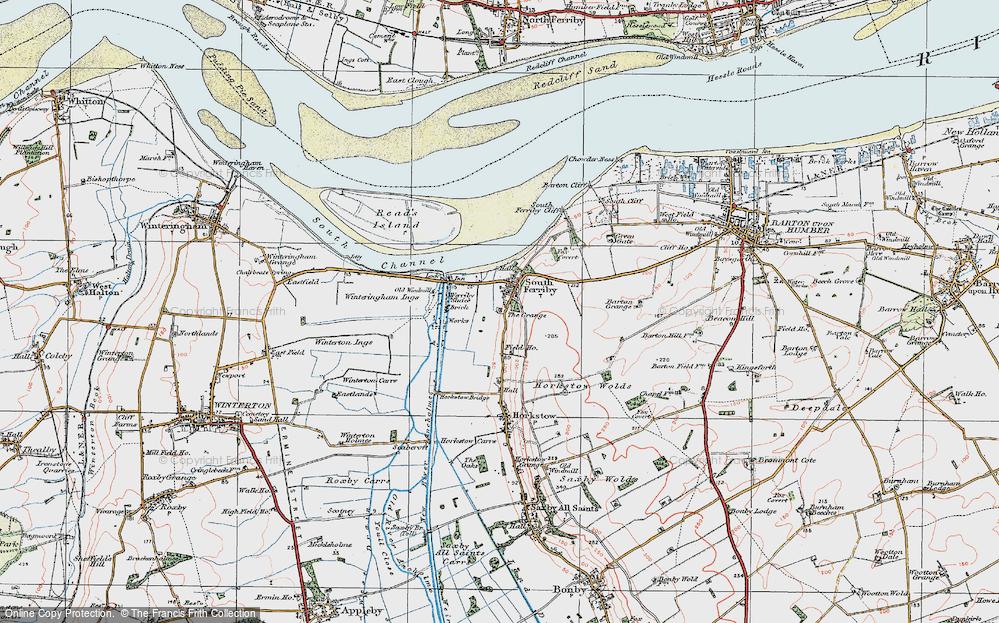 South Ferriby, 1924