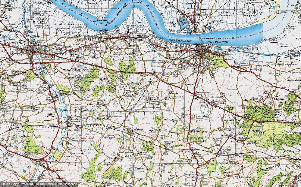 Southfleet, 1920