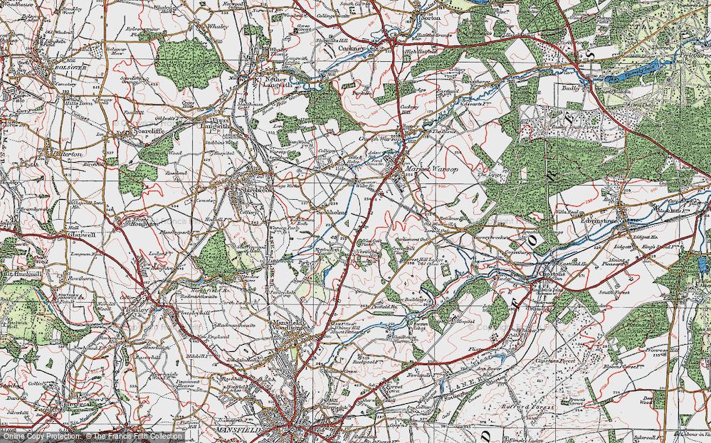 Old Maps of Spion Kop - Francis Frith Kop Map on directory map, koa map, mac map, sci-fi map, man map, key map, kos map, mop map,