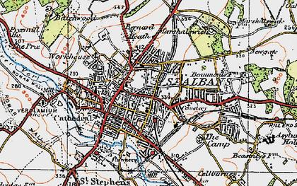 St Albans photos maps books memories Francis Frith