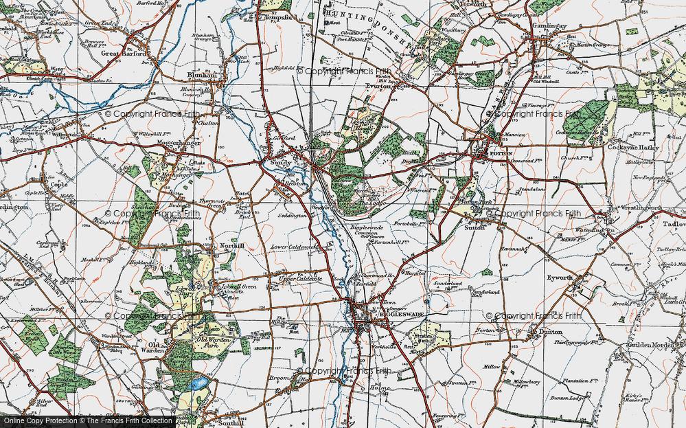 Stratford, 1919