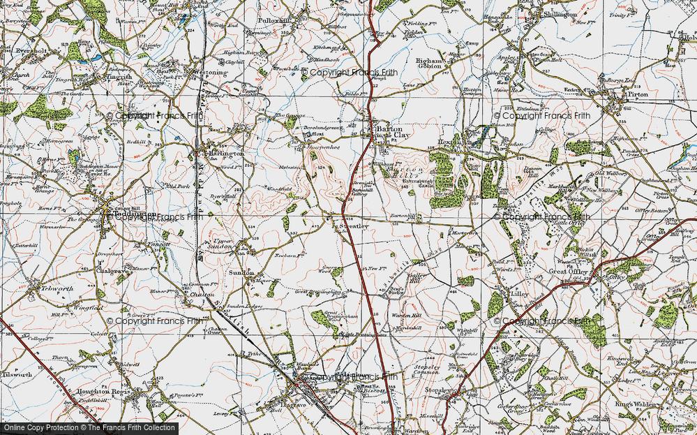 Streatley, 1919