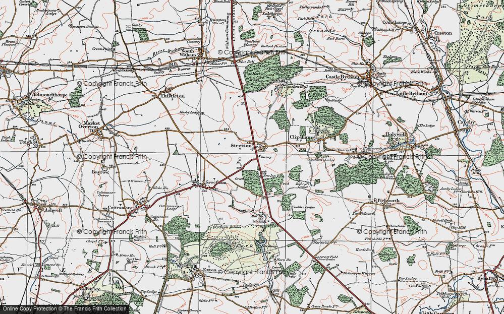 Stretton, 1922