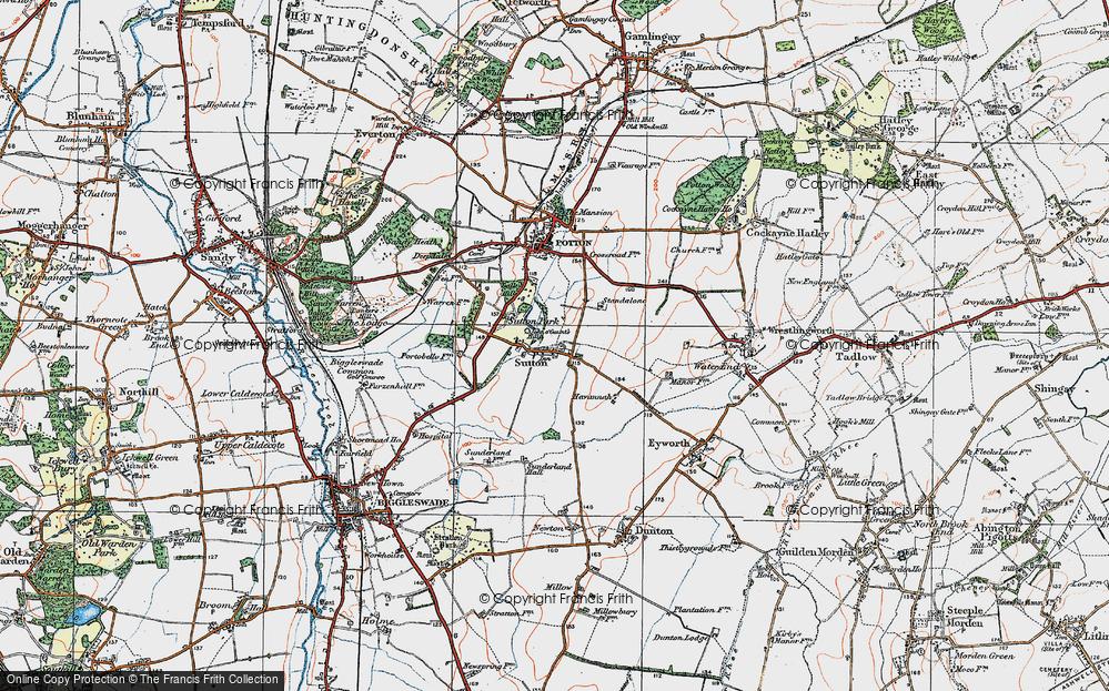 Sutton, 1919