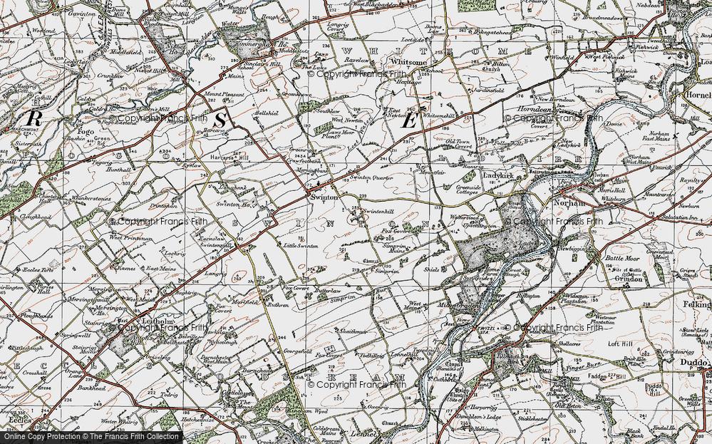 Swinton Hill, 1926