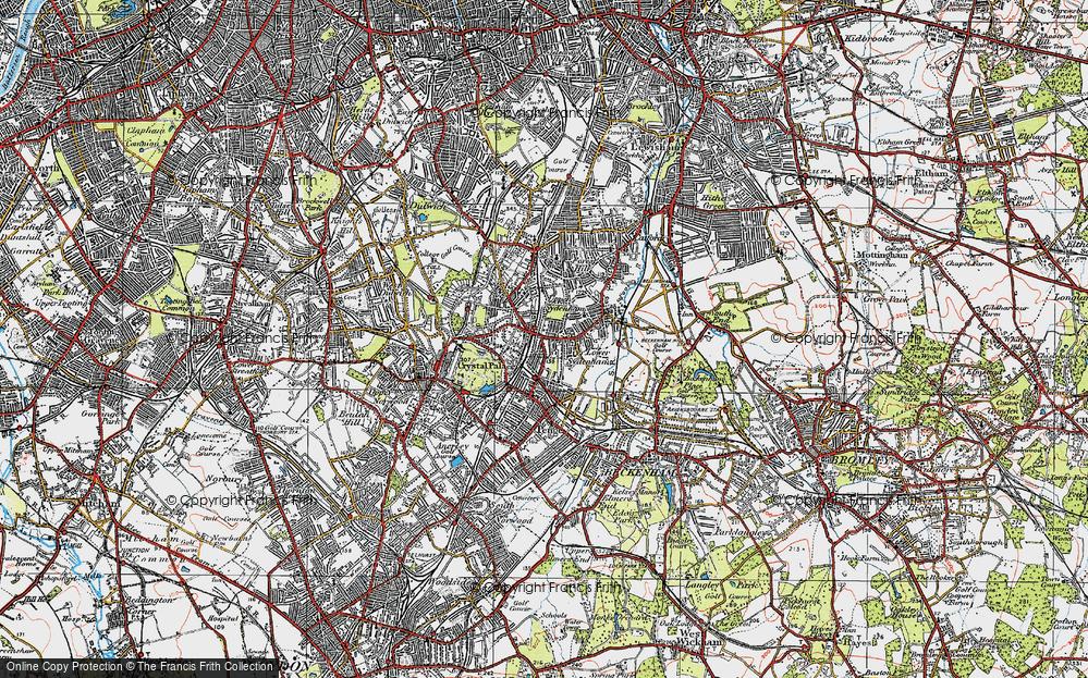 Sydenham, 1920