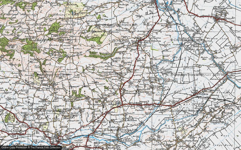 Thurloxton, 1919