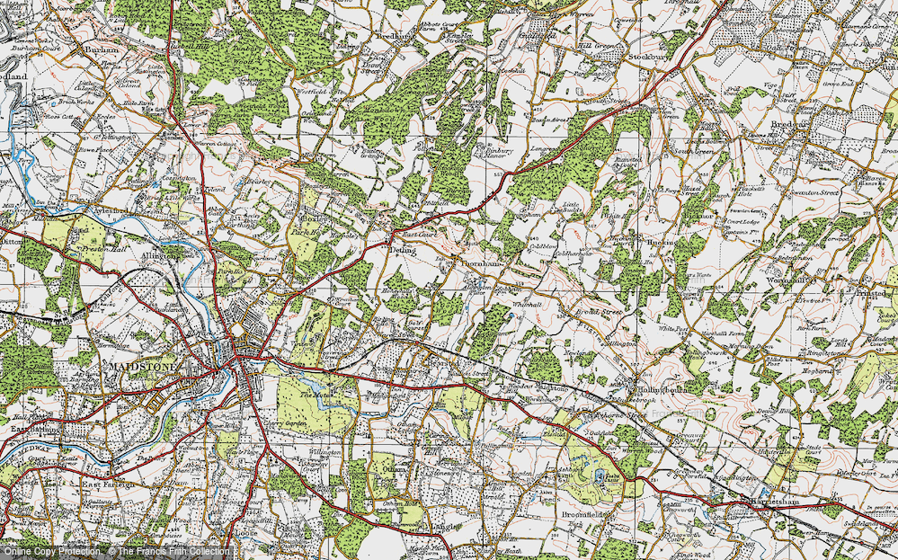 Thurnham, 1921
