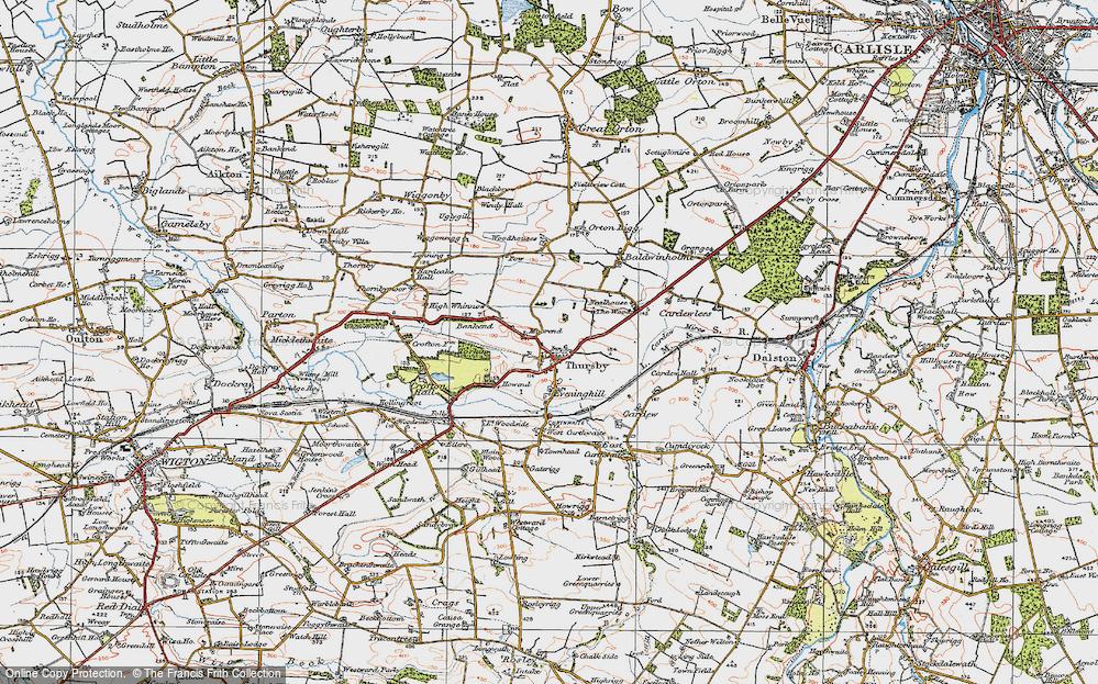 Thursby, 1925