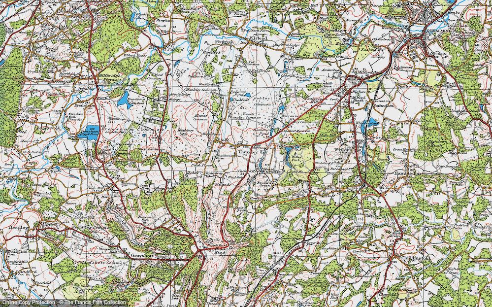 Thursley, 1919