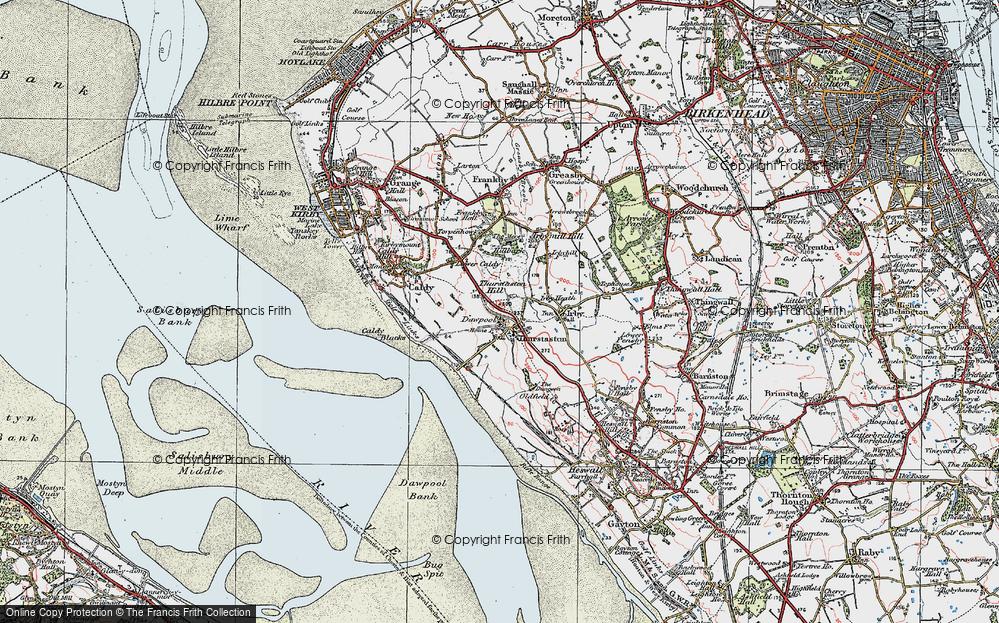 Thurstaston, 1924