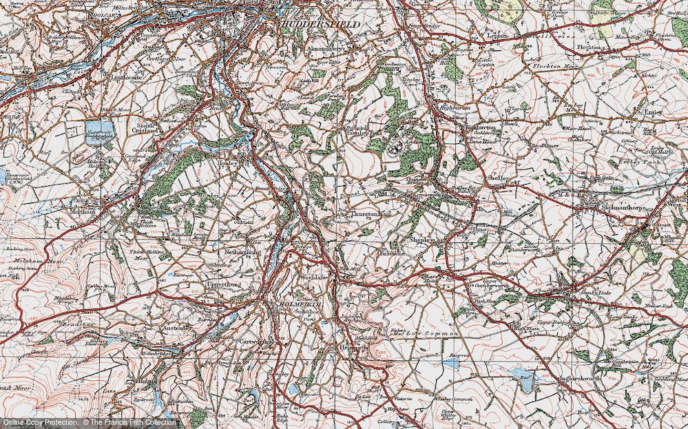 Thurstonland, 1924