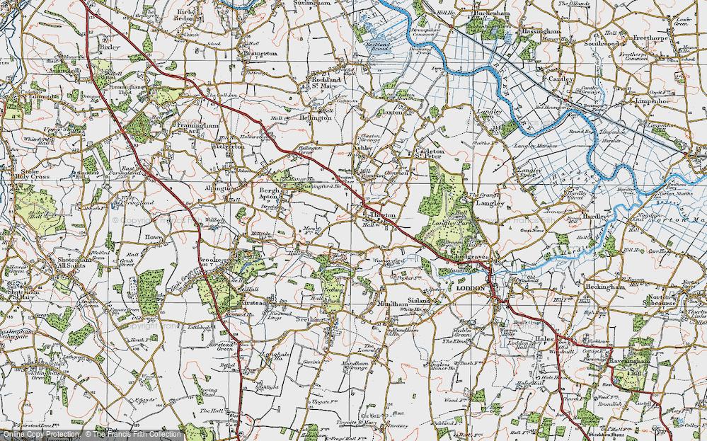 Thurton, 1922