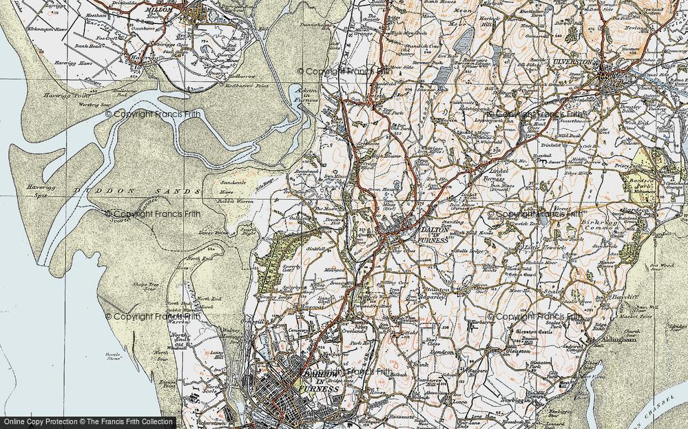 Thwaite Flat, 1925