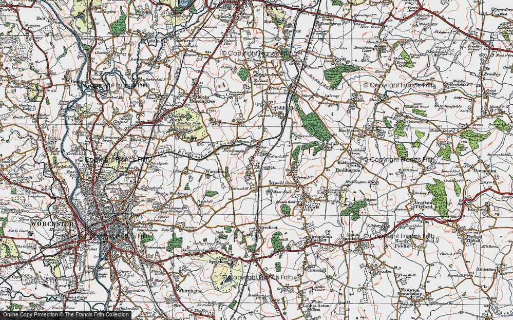 Tibberton, 1919