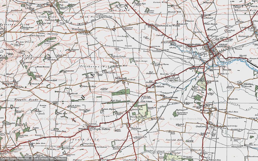 Tibthorpe, 1924