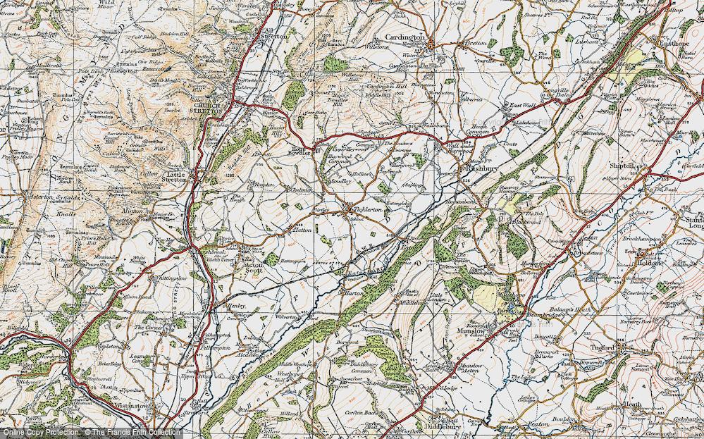 Ticklerton, 1920