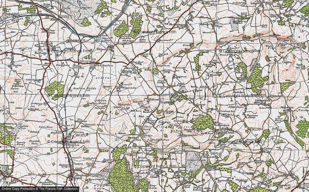 Tidcombe, 1919
