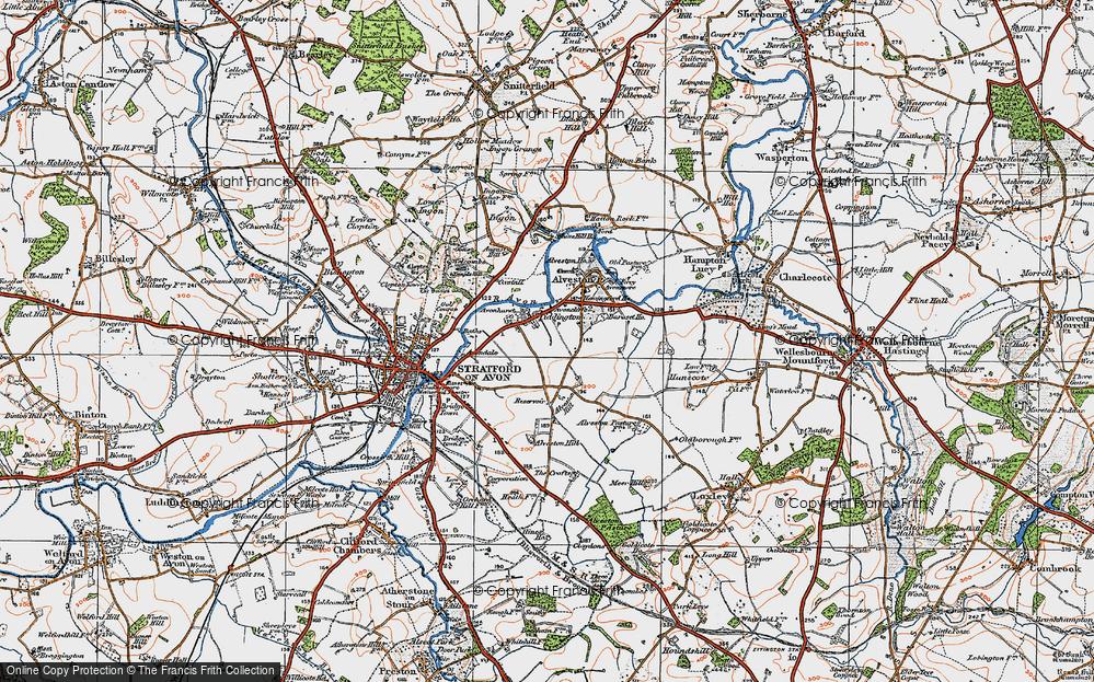 Tiddington, 1919