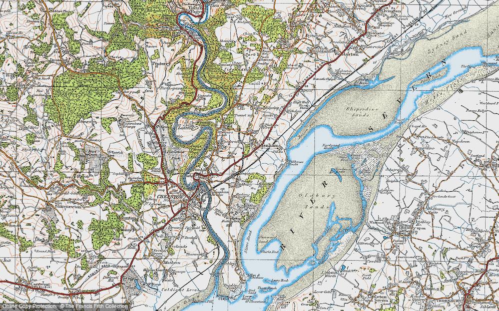 Tidenham, 1919