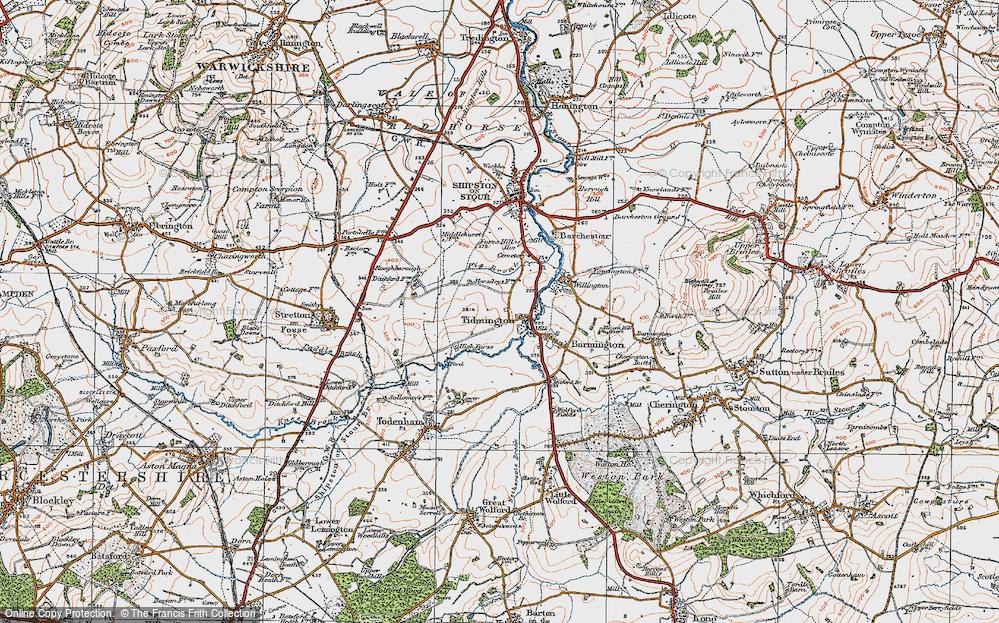 Tidmington, 1919
