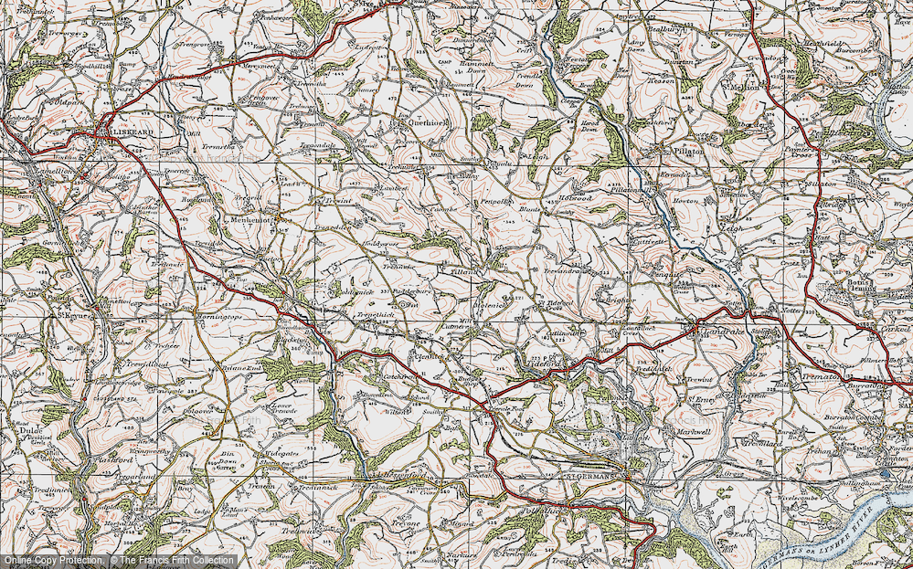 Tilland, 1919