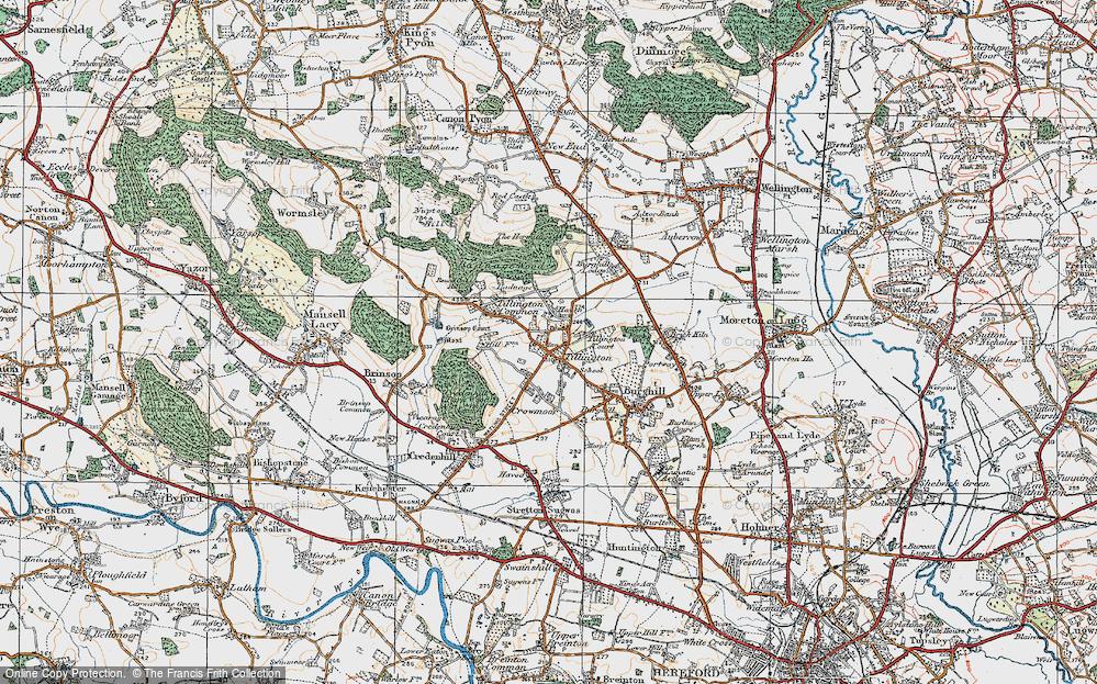Tillington, 1920