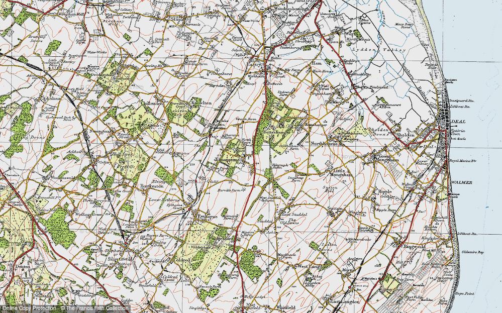 Tilmanstone, 1920