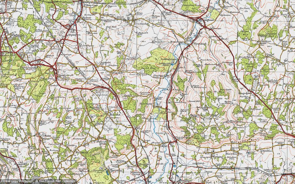 Timberden Bottom, 1920