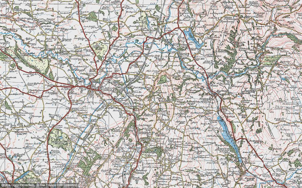 Timbersbrook, 1923