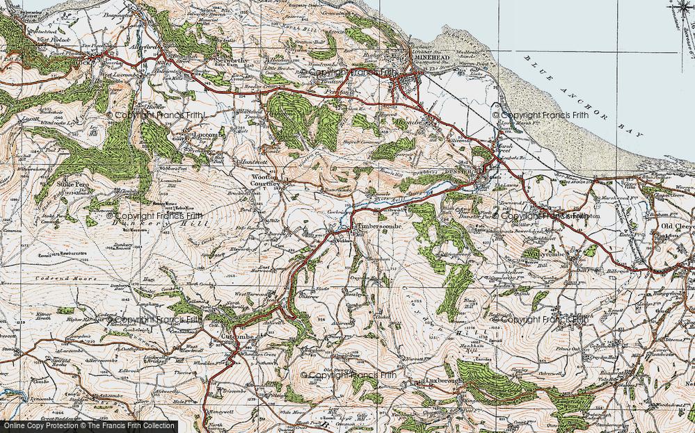 Timberscombe, 1919