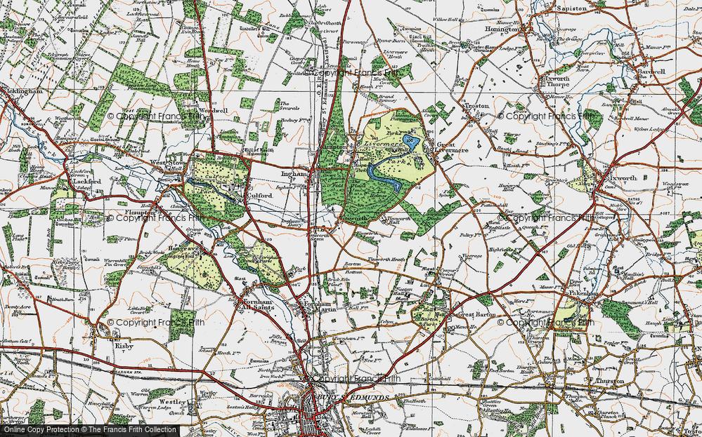 Timworth, 1920