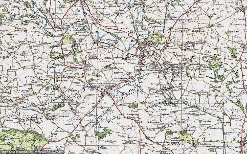Tindale Crescent, 1925