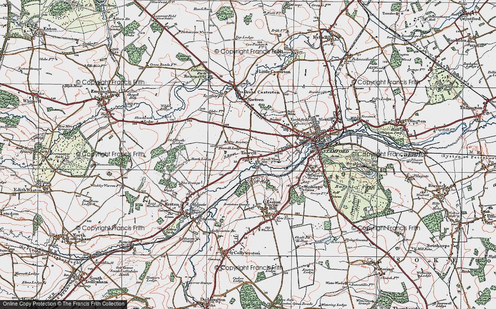 Tinwell, 1922