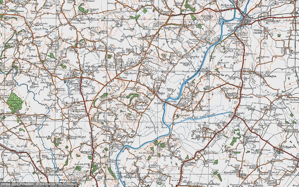 Tirley, 1919