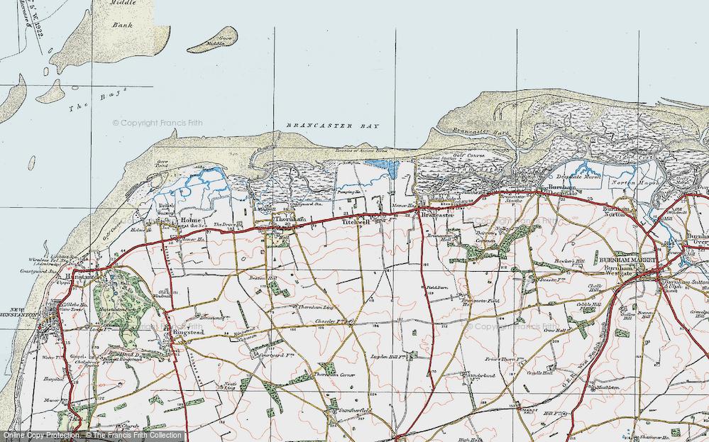 Titchwell, 1921
