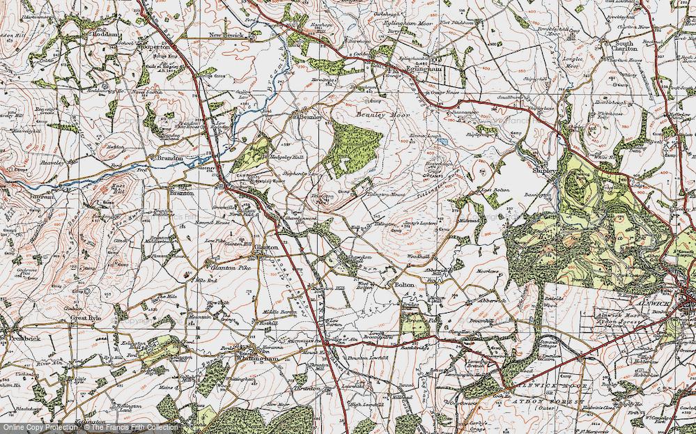 Titlington, 1926