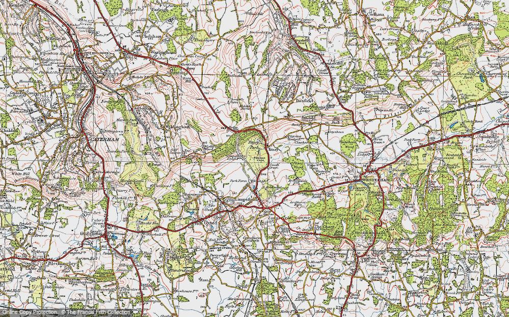 Titsey, 1920