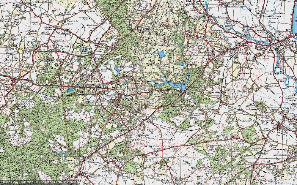 Tittenhurst, 1920