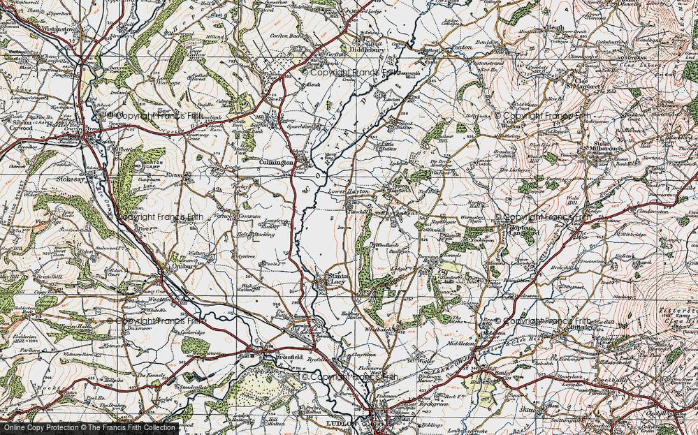 Titterhill, 1920