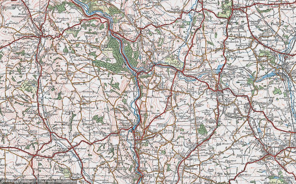 Toadmoor, 1921