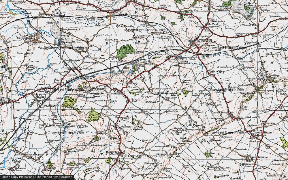 Tockenham, 1919