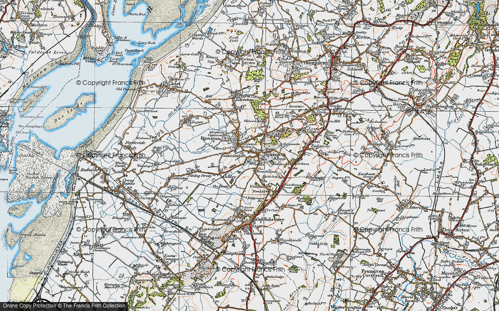 Tockington, 1919