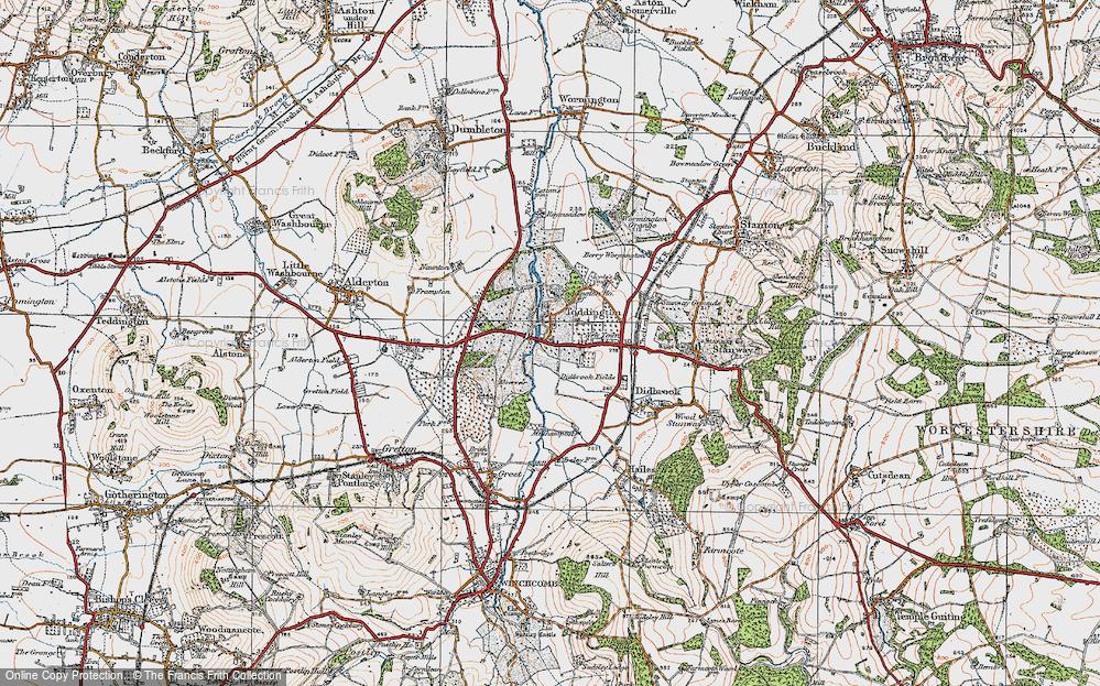Toddington, 1919
