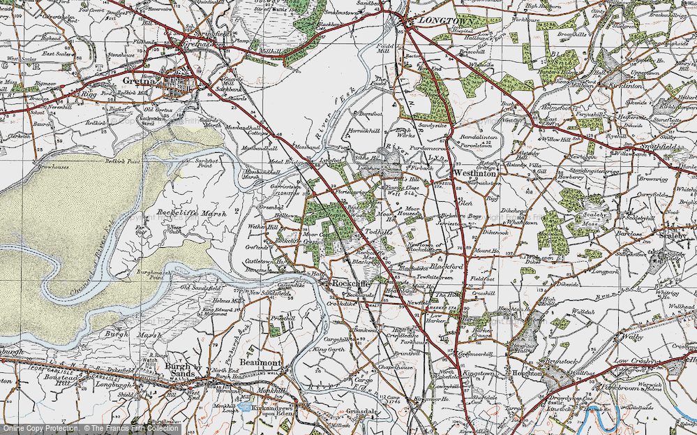 Todhills, 1925