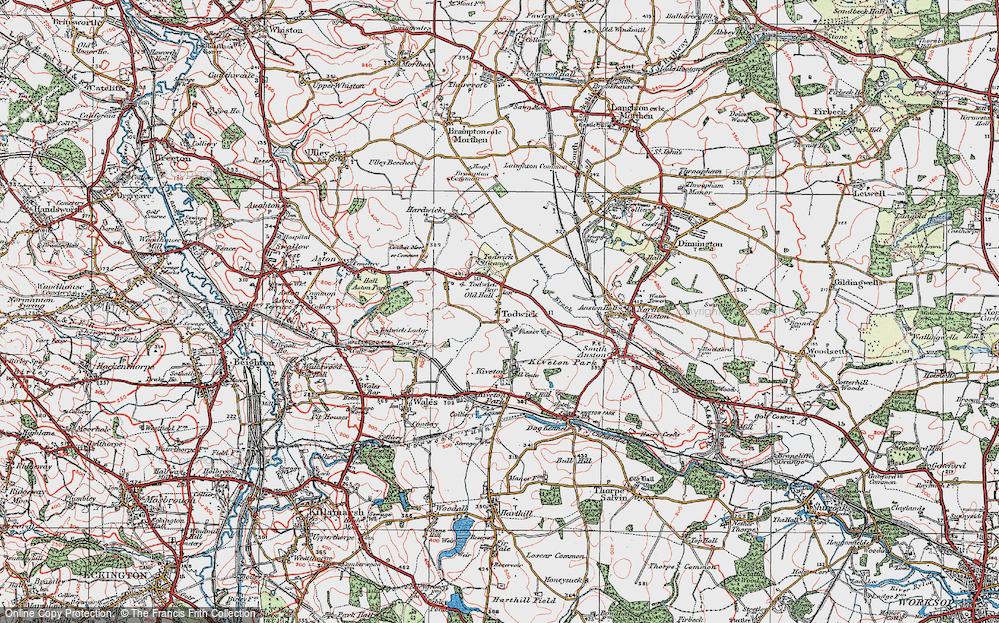 Todwick, 1923