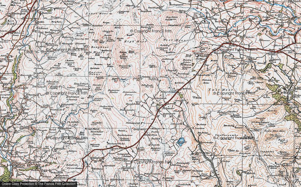 Tolborough, 1919