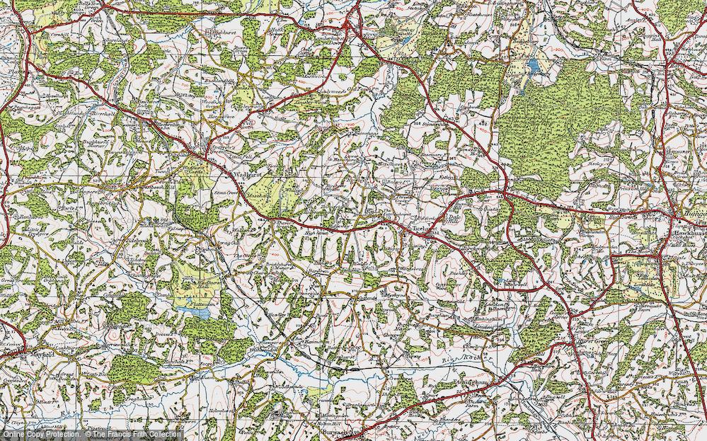Tolhurst, 1920