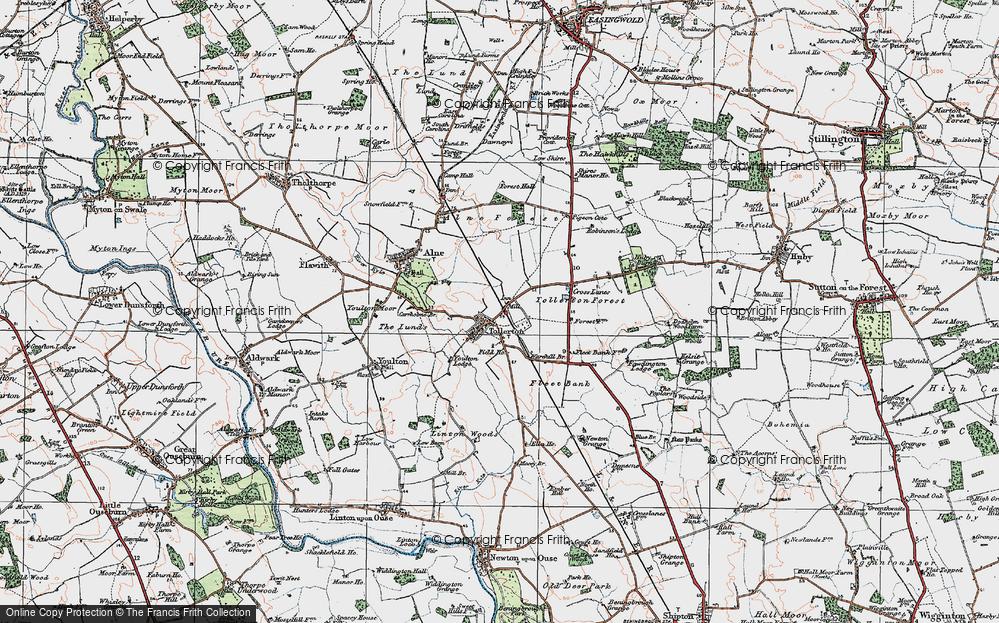 Tollerton, 1924
